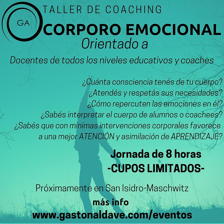 Taller de Coaching Corporo Emocional