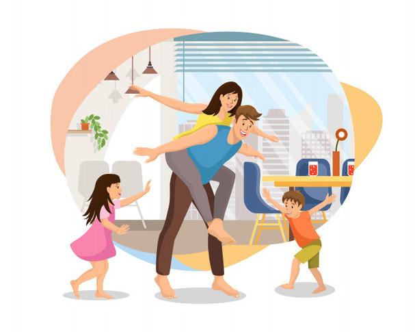 Bebês e crianças em casa: Como lidar com o confinamento?