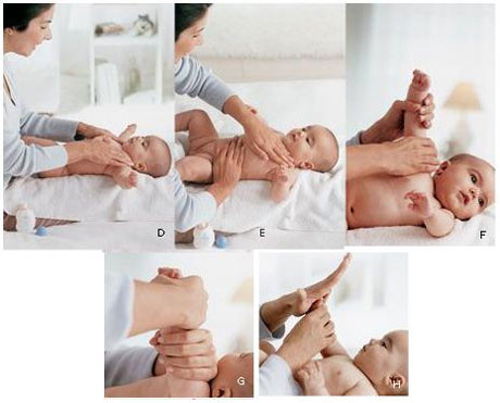 """Curso sobre """"A importância do toque no bebê"""" no SIEESP"""