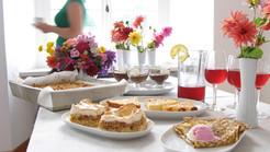 variety of home made pies_Palac Lenno