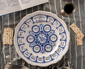 Passover Plate