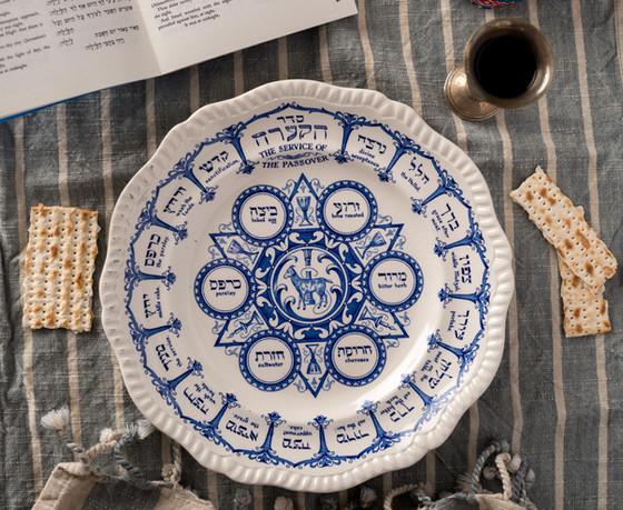 Seder Customs Around the World, Monday 3/22/21, 7pm