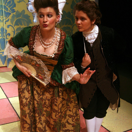 LADY BOUNTIFUL in The Beaux' Stratagem