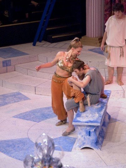 TINTINABULA in A Funny Thing Happened On The Way To The Forum