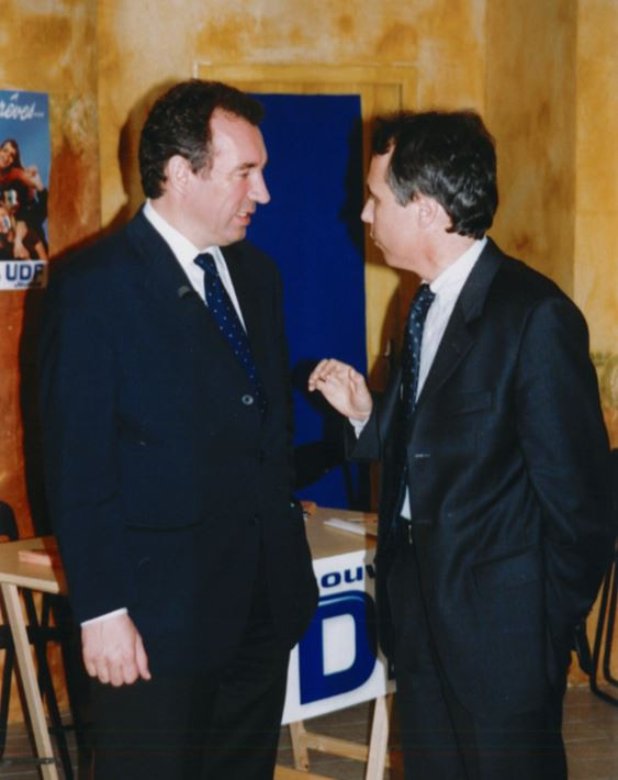 Dominique Paillé Député Avocat François