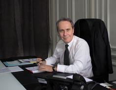 Dominique Paillé, l'homme politique