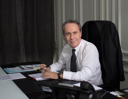 Dominique Paillé, avocat, homme politiqu
