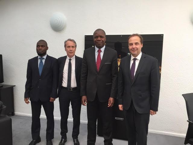 D Paille M. Toikeuse Ministre Etat Ivoir