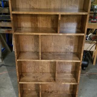 Shelf Door Assembled