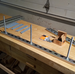 Antener Shelf Mounts
