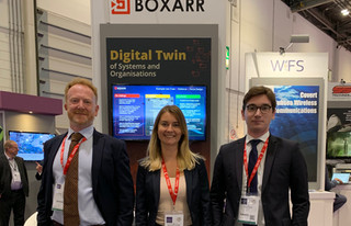 DSEI 2019_BOXARR Team