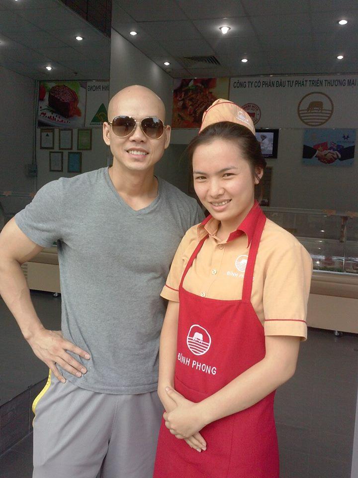 Singer Phan Đình Tùng MTV