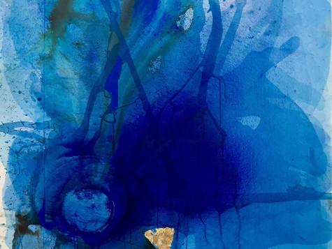"""""""ORGANIC BLUE"""""""