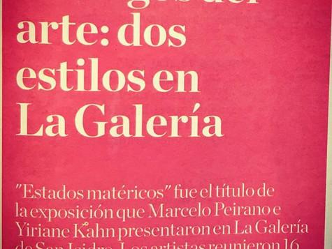 DIÁLOGOS DEL ARTE_ Dos estilos en La Gal