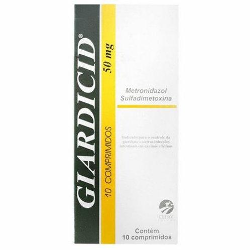 Giardicid Cepav 50mg