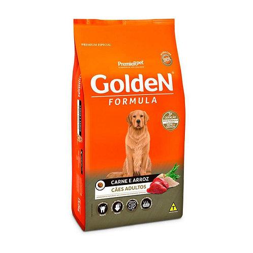 GoldeN Formula Cães Adultos Carne & Arroz