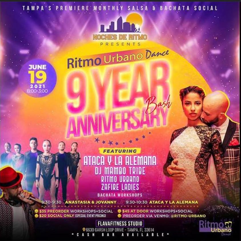 Noches de Ritmo, Tampa - No performance