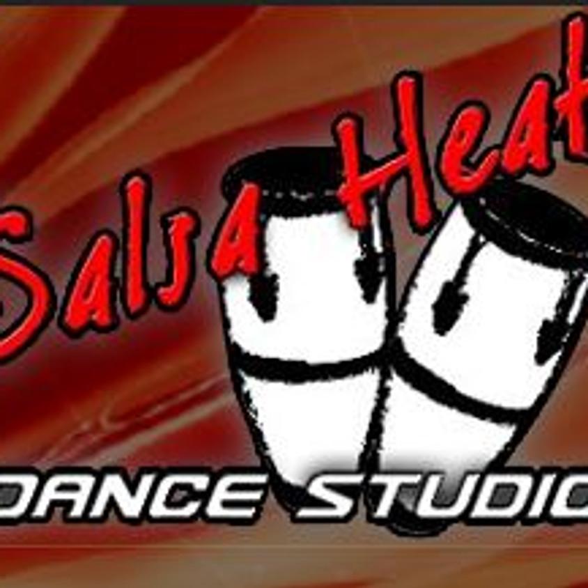 Salsa heat big social