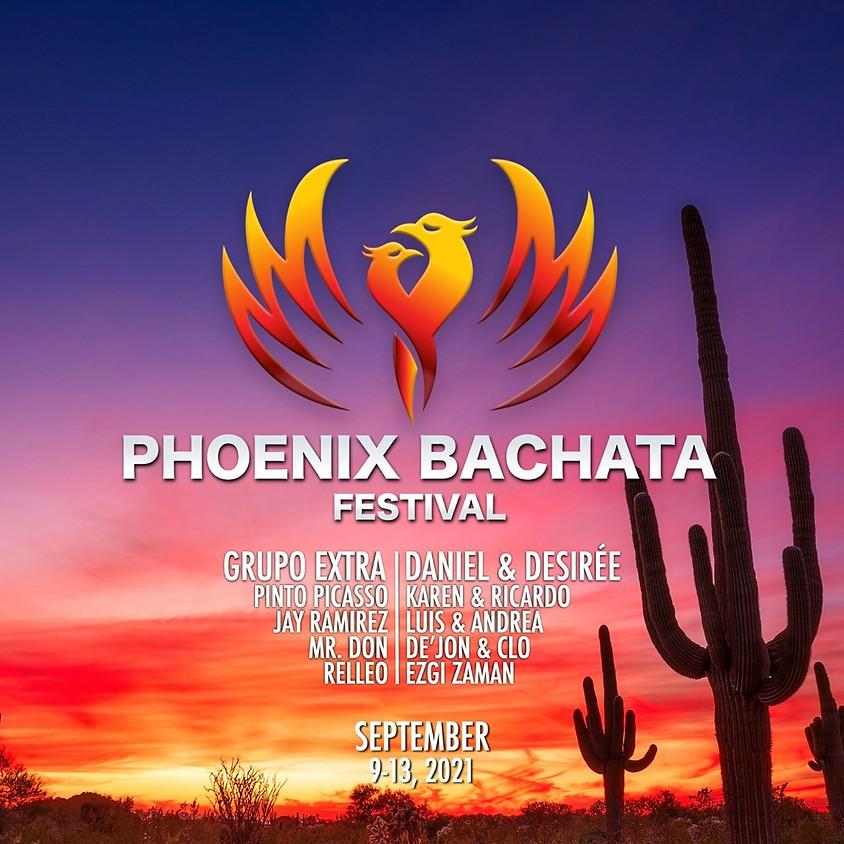 Phoenix Bachata Festival - no performance