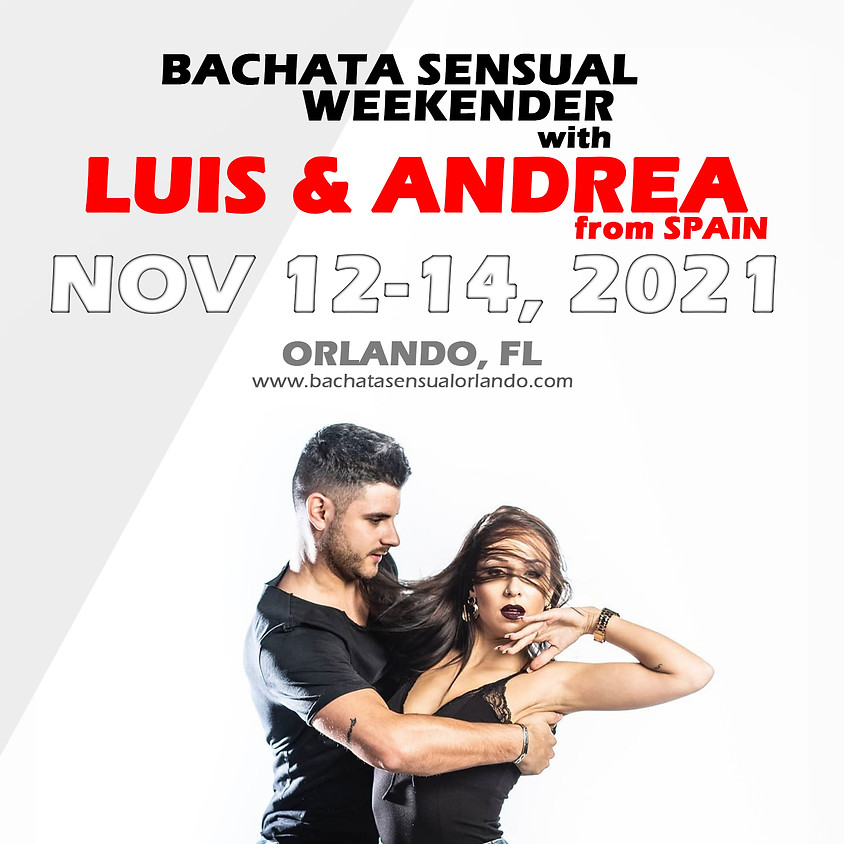 Bachata X Weekender with Luis y Andrea