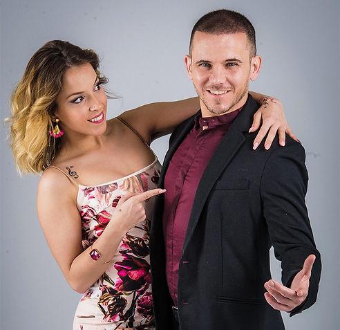 Learn to Dance Bachata Sensual in Orlando with Anastasia and Jovanny's Bachata Sensual Dance Classes.
