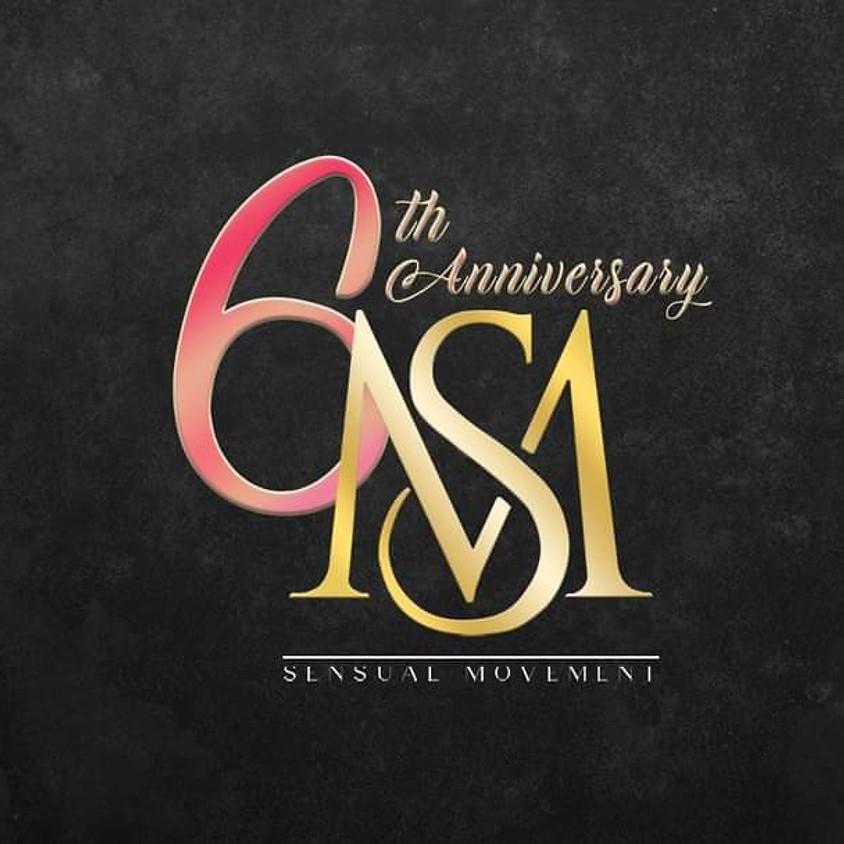 Sensual movement anniversary 2022