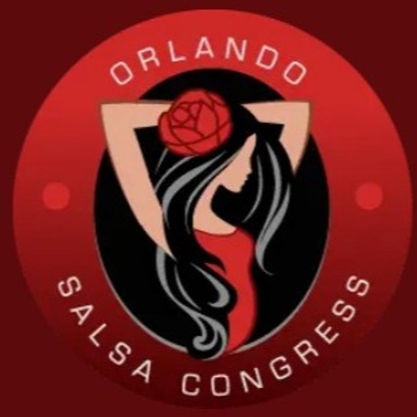 Orland Salsa Congress - Code AYJ10