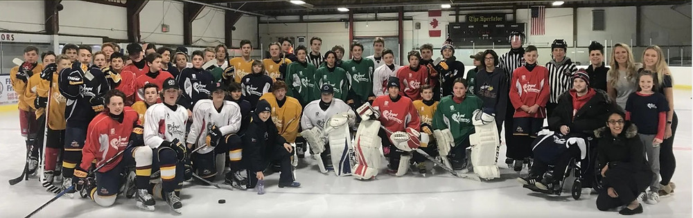 Hockey tournament for charity gives back to our communities most vulnerable
