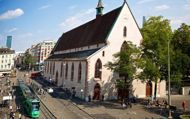 Clarakirche Basel