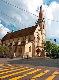 Heiliggeistkirche Basel