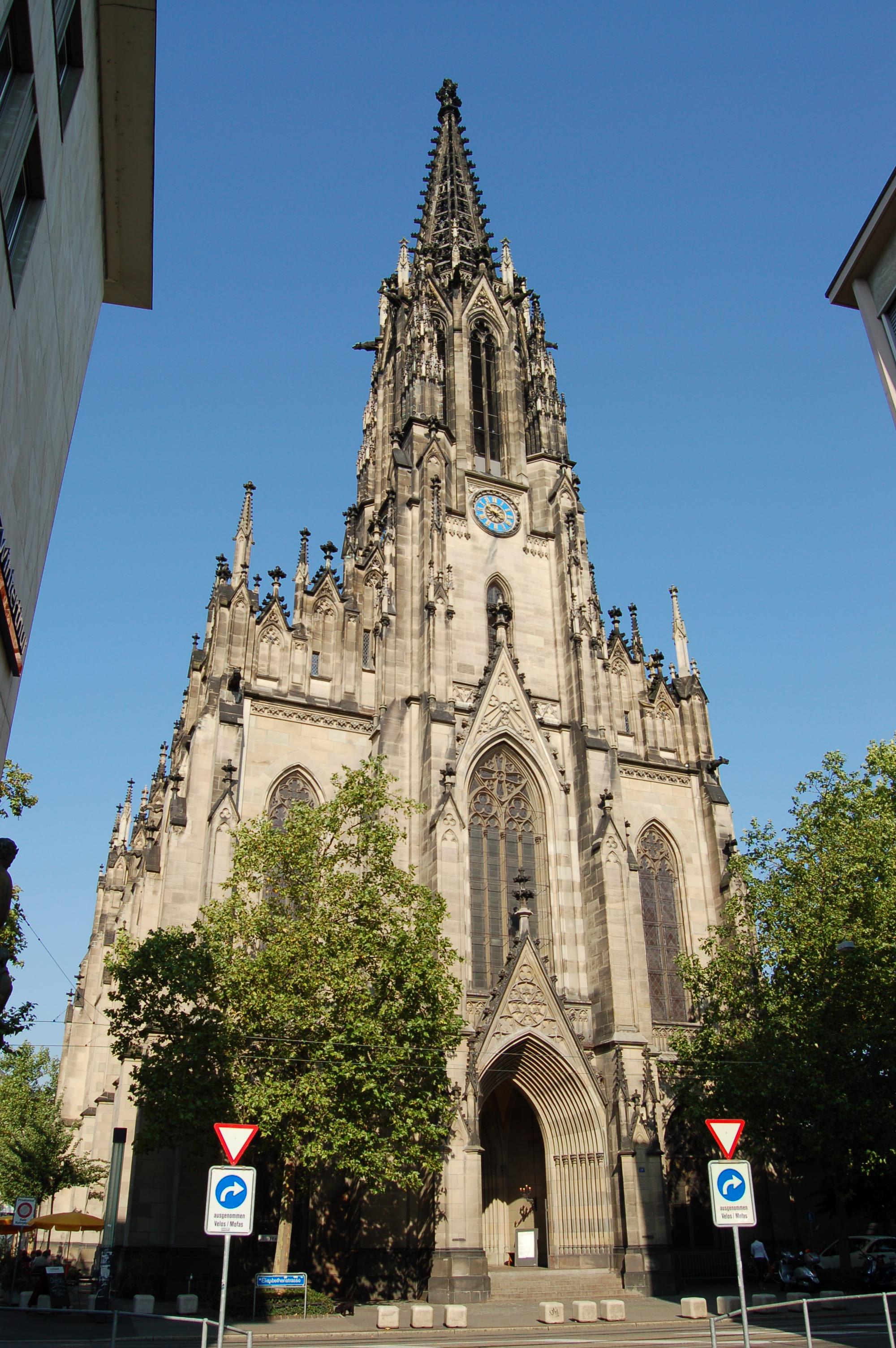 Elisabethenkirche Basel