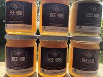Miel cruda y biodinámica de BeeHub Guate