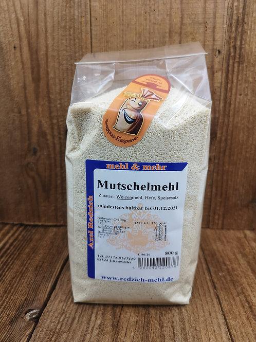 Mutschelmehl