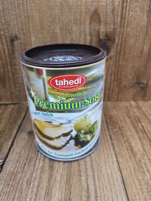 Premium Soße Tahedl