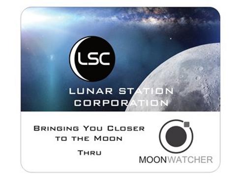 Moonwatcher Mousepad
