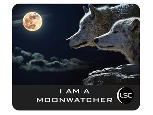 WolfMoon Mousepad