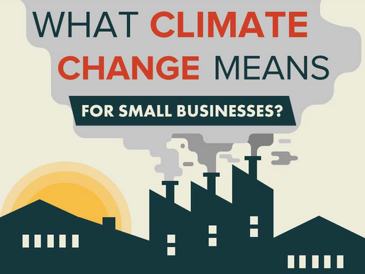 Democrats prioritize climate change over small business owners future!