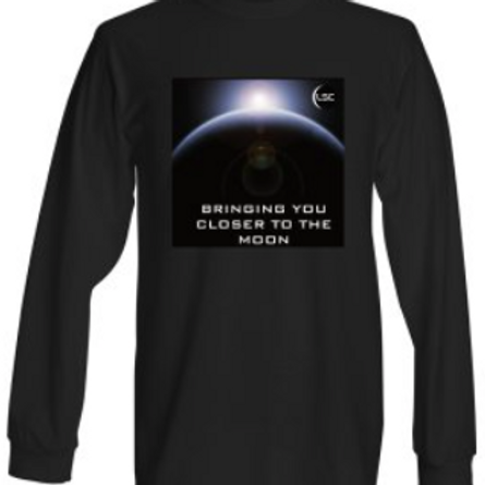 Bringing the Moon Closer To You long sleeve T-shirt