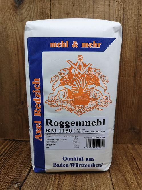 Roggenmehl Typ 1150