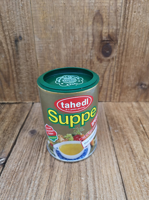 Suppe Tahedl