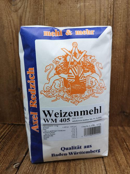Weizenmehl Typ 405