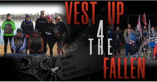 Send a small donation to help us reach our goal for Veterans.