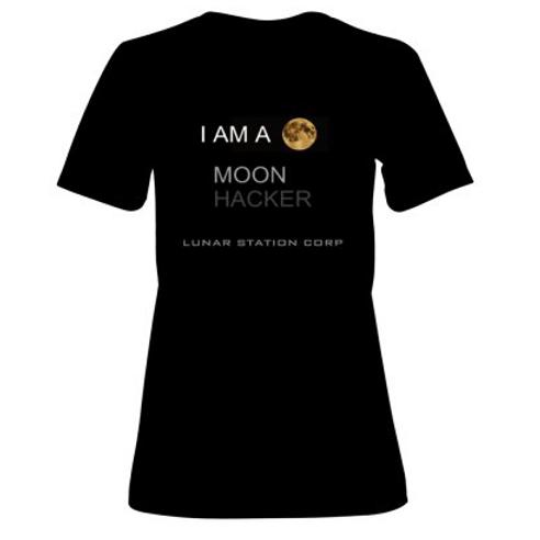 Women's MoonHacker short sleeve T-shirt