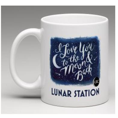 LSC I Love You Mug