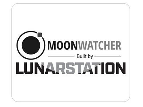 Moonwatcher Logo Mousepad