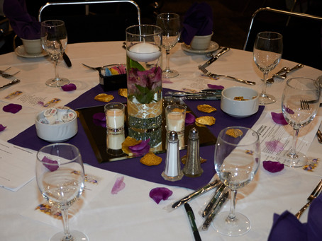 Celebrating 6th Annual Holiday Dinner