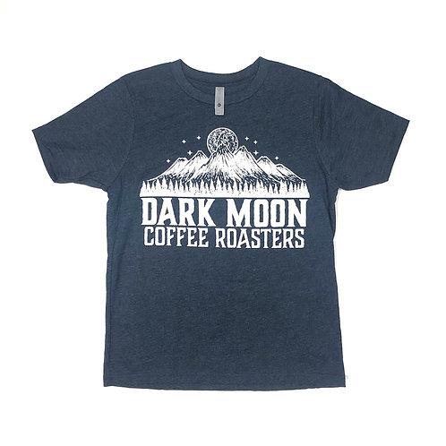 Midnight Navy Kids Shirt