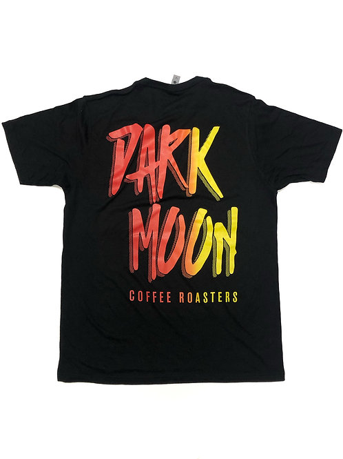 Black Shirt w/Gradient