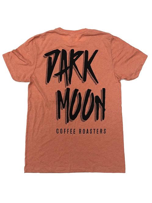 Sunset Orange Shirt