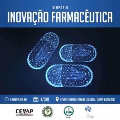 Simpósio Gratuito CEVAP - Desafios e Oportunidades da Inovação Farmacêutica